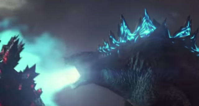 Watch Godzilla 2014 vs. Shin Gojira battle in new animated short film!