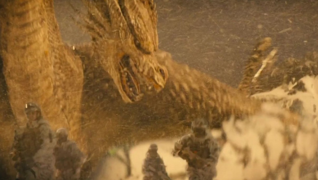 Watch the new 5 minute HBO Godzilla: King of the Monsters trailer here now!