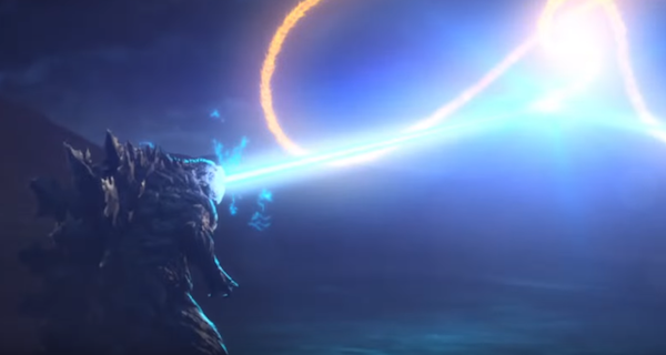 Watch New Footage From Godzilla: The Planet Eater Music Video