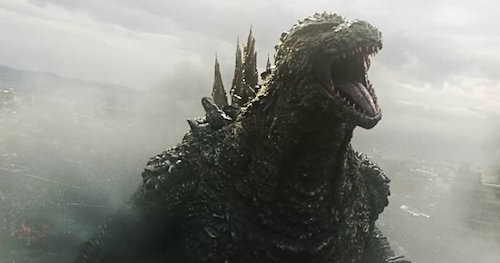 Watch New Footage from Godzilla The Ride