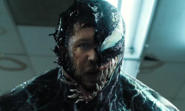Watch the NEW Venom 2018 movie trailer now!