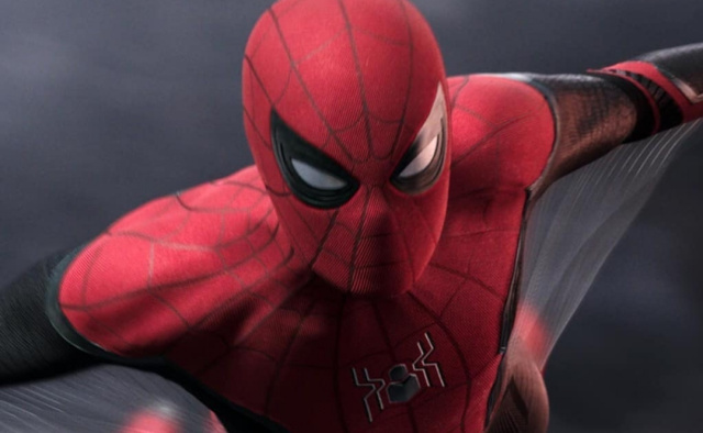 Watch spider man far from home official movie trailer now venom movie news for Spiderman watches