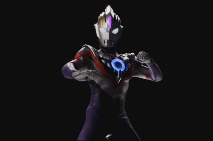 Watch the Teaser for Ultraman Orb