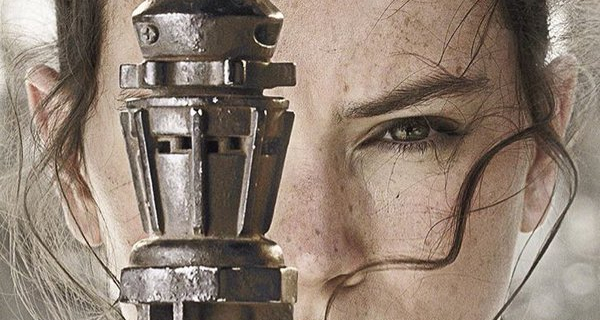 What If... Rey is actually the villain of the Star Wars sequel trilogy?