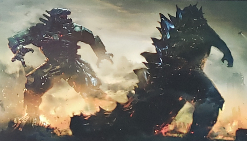 What's inside the Godzilla vs. Kong: One Will Fall official movie art book! (PREVIEW)