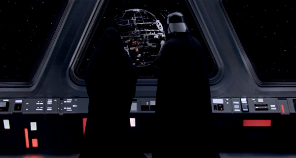 Which Death Star is in Star Wars Episode III Revenge of the Sith?
