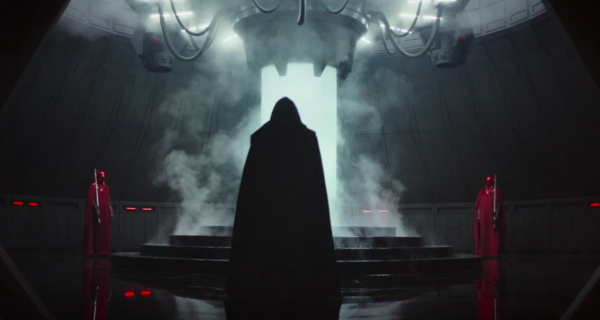 Who is Rogue One's mystery Sith?