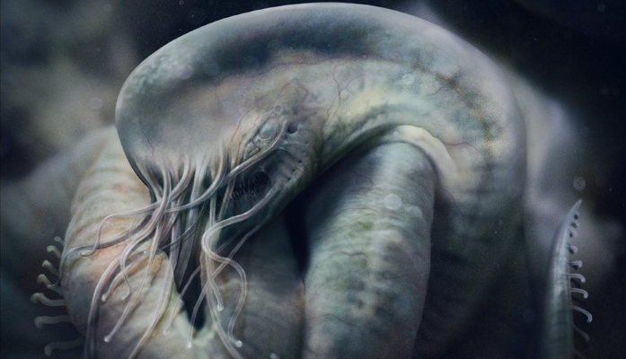 Who wants to see more Alien: Covenant micro organisms?