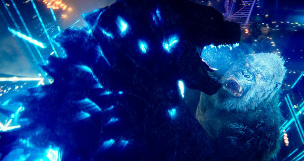 Who's Better in the Casino - Godzilla or King Kong?