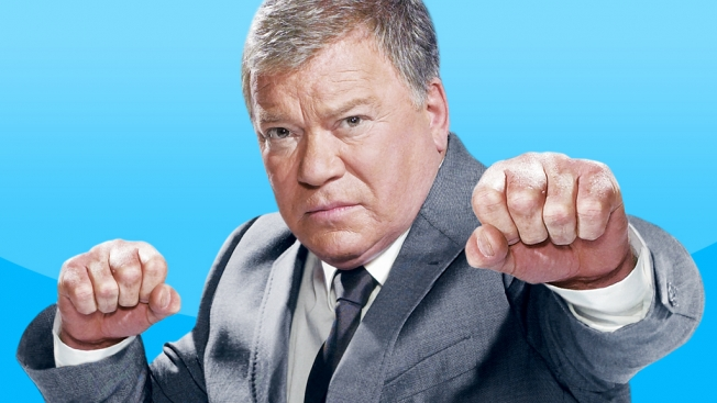 William Shatner Will Voice Two-Face In Batman: Return of the Caped Crusaders Sequel