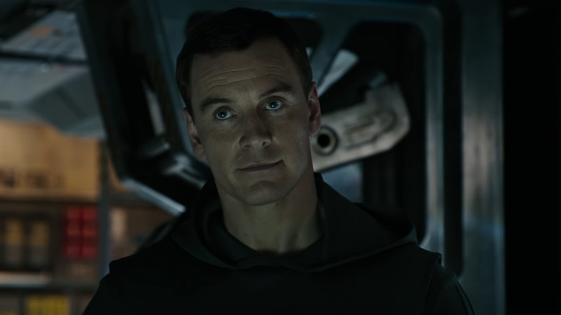 Witness The Last Supper - Alien: Covenant Prologue Featurette Now Online!