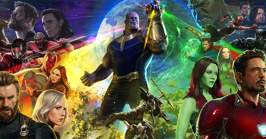 WTF - Forbes contributor Curtis Silver spoils Avengers: Infinity War!