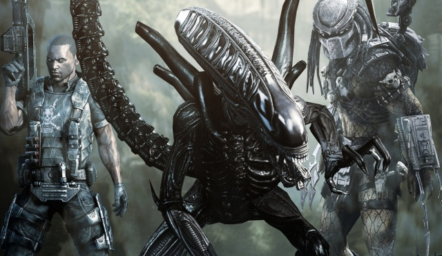 You can now play Aliens vs. Predator (2010) on Xbox One!