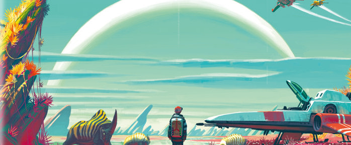Your universe awaits in latest No Man's Sky trailer