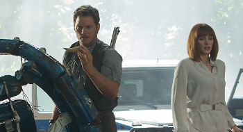 Jurassic World Movie News