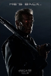 Terminator Genisys Poster #1