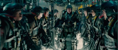 Edge Of Tomorrow Official Trailer 1