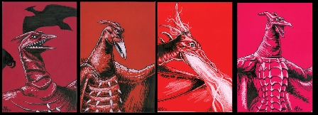 Evolution of Rodan