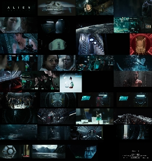 Alien: Covenant [Latest screen captures]
