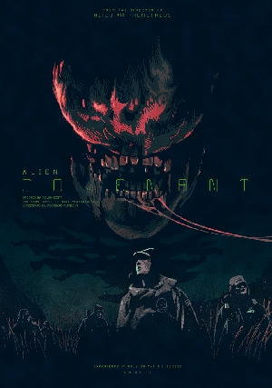 ALIEN: COVENANT FAN ART POSTER