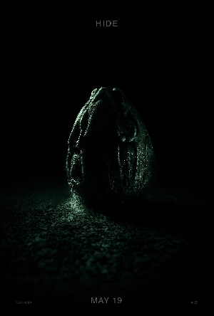 Alien: Covenant HIDE Poster