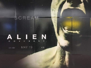 Alien: Covenant SCREAM Poster