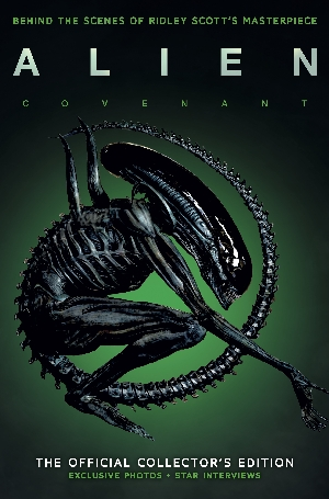 Alien: Covenant the official collector's edition cover