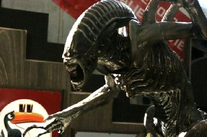Alien at MINT Museum of Toys