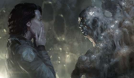 Alien 5 Movie Concept Artwork