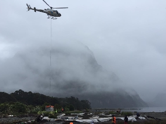 Alien: Covenant set in New Zealand