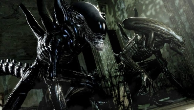 AvP Xenomorphs (Fan Art)