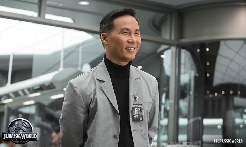 BD Wong as Dr. Henry Wu in Jurassic World