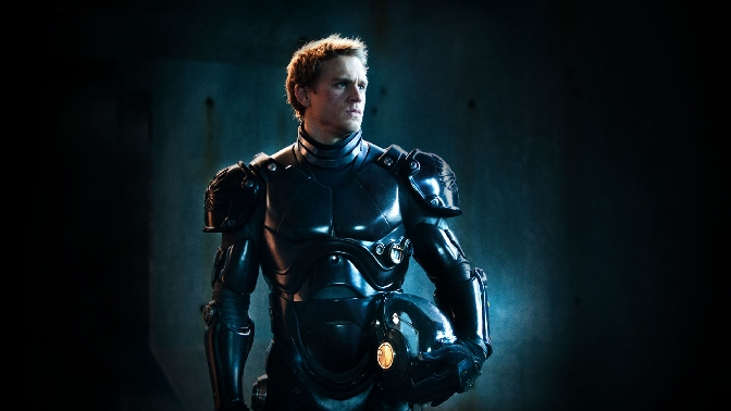 Charlie Hunnam is Raleigh Becket.