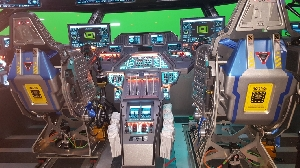 Covenant Cockpit Set
