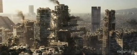 Elysium Movie Trailer Screencap 13