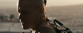 Elysium Movie Trailer Screencap 24