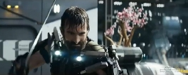Elysium Movie Trailer Screencap 35