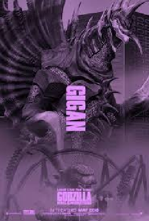 Gigan KOTM Fan Poster!
