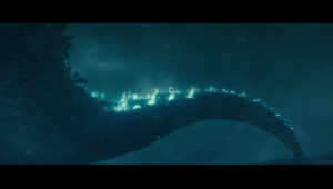 Godzilla 2: Beautiful TV Spot Screenshots