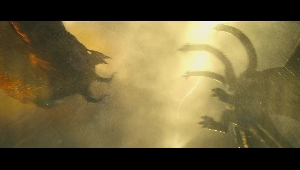 Godzilla 2: Final Trailer Screenshots
