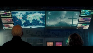 Godzilla 2: Run TV Spot Screenshots