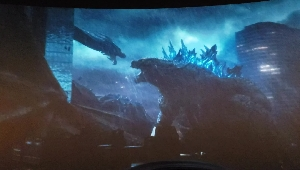 Godzilla 2: WonderCon Footage Leak Screenshots