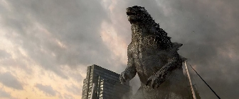 New Godzilla Movie Still