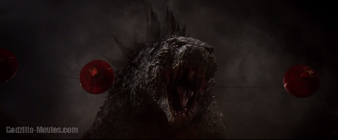 Godzilla Asia Trailer Screenshots