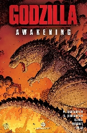 Godzilla Awakening #1 Comic Book Cover