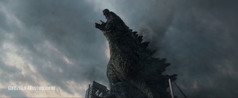 Nature Has An Order - Godzilla Trailer Screenshots