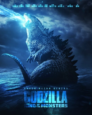 Godzilla The Almighty Beast!!!
