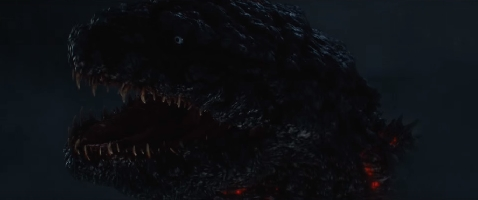 Godzilla returns as Shin-Gojira