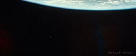 Gravity Movie Trailer Screencap