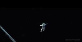 Gravity Movie Trailer Screencap 11